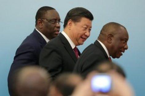"""""""Plan Marshall"""" chino para África"""