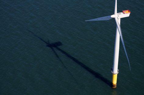 Energías renovables: Reino Unido inaugura el mayor parque eólico marino