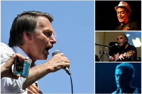 Brasil en peligro, los intelectuales alertan sobre Bolsonaro