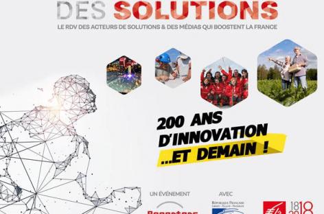 Francia celebra el gran evento de las soluciones