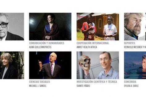 Premios Princesa de Asturias 2018, quién es quién de unos premios internacionales