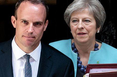 El exministro del Brexit prefiere permanecer en la UE en vez del acuerdo de May