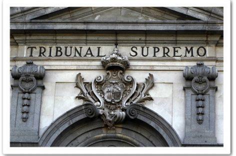 """El Tribunal Supremo español dicta un """"bochornoso"""" cambio de criterio"""