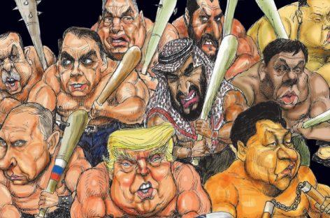 La democracia en un mundo de brutos