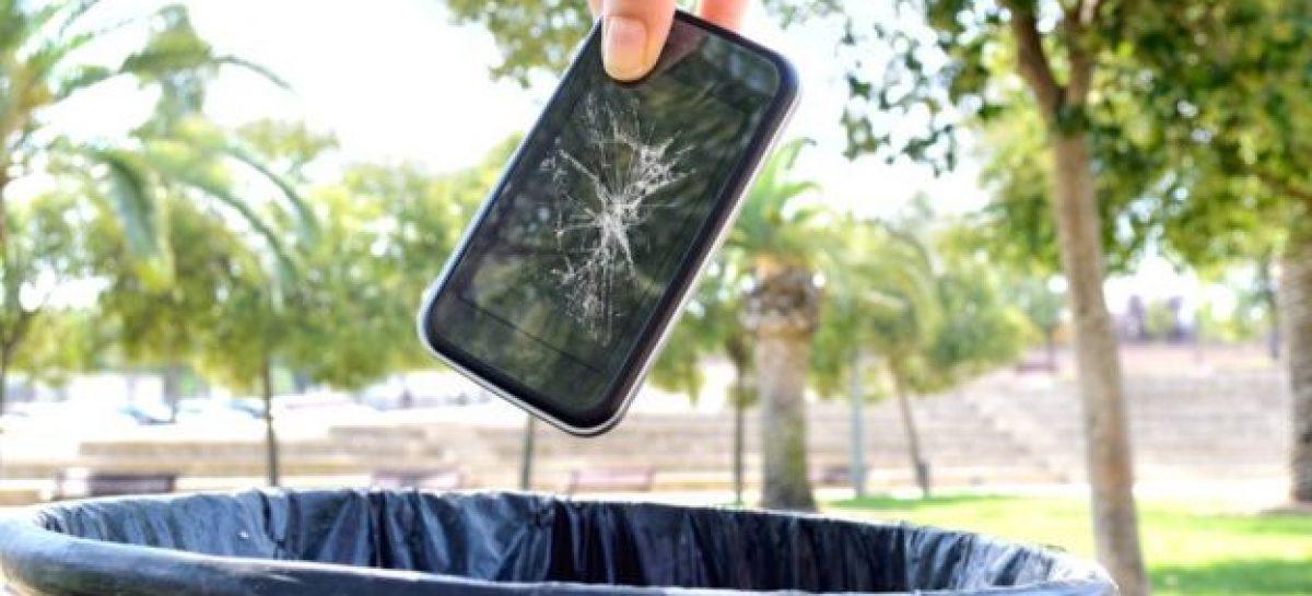 La obsolescencia programada de los teléfonos móviles