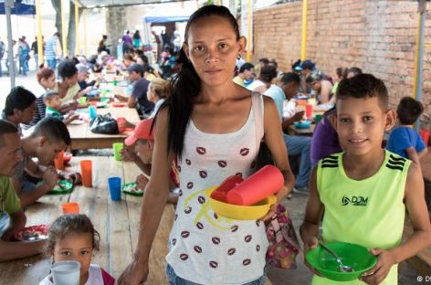 Los niños que malviven en Venezuela