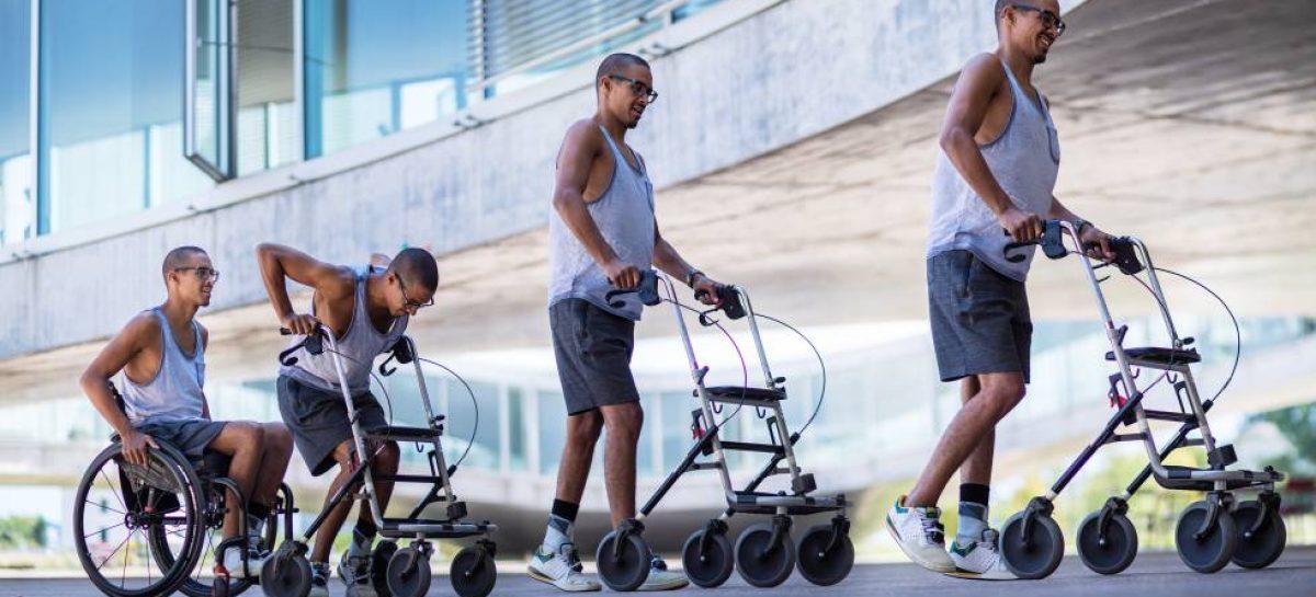 Posibilidad de que parapléjicos vuelvan a caminar