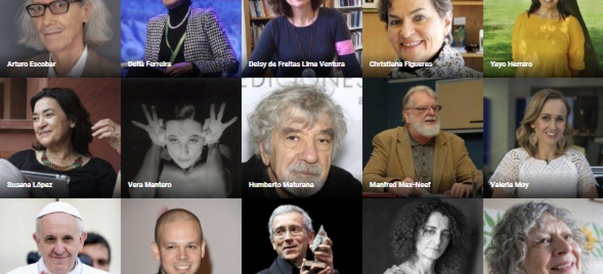Los intelectuales iberoaméricanos más influyentes y progresistas del 2018