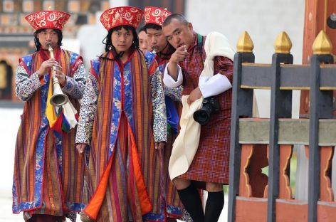 """La teoría de la felicidad de Bután: """"buen pensamiento, buena palabra, buena acción"""""""