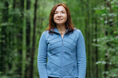 Las personas son la mayor esperanza para frenar el cambio climático. Entrevista a Katharine Hayhoe