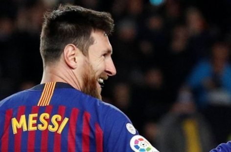 Messi, la Pulga es el primero en marcar 400 goles en una sola de las cinco mejores ligas de Europa