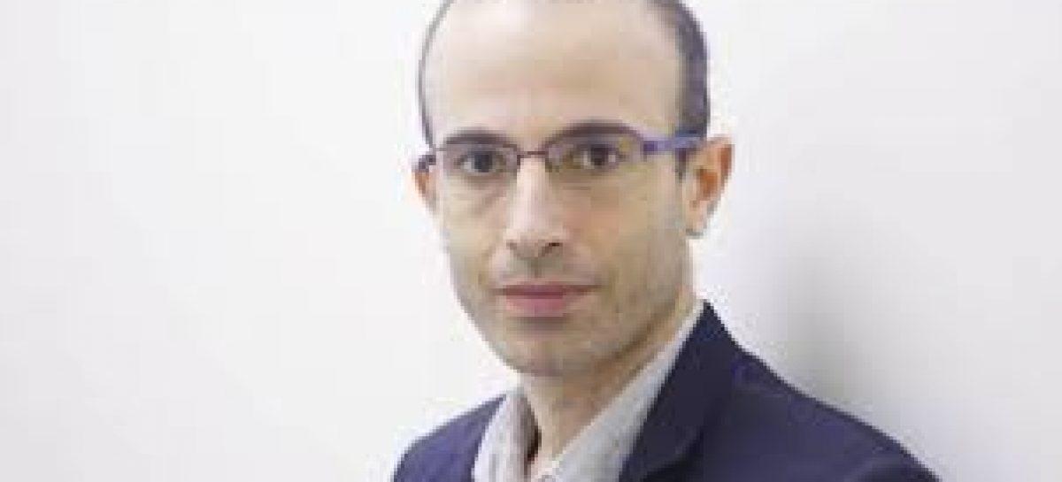 Los seres humanos somos animales pirateables. Yuval Noah Harari