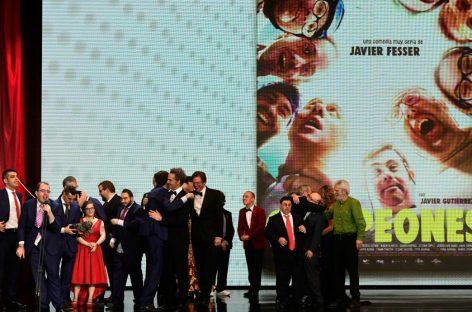 Goya 2019 para 'Campeones'