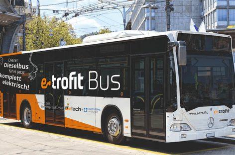 Convertir autobuses diésel en eléctricos de forma rápida y efectiva