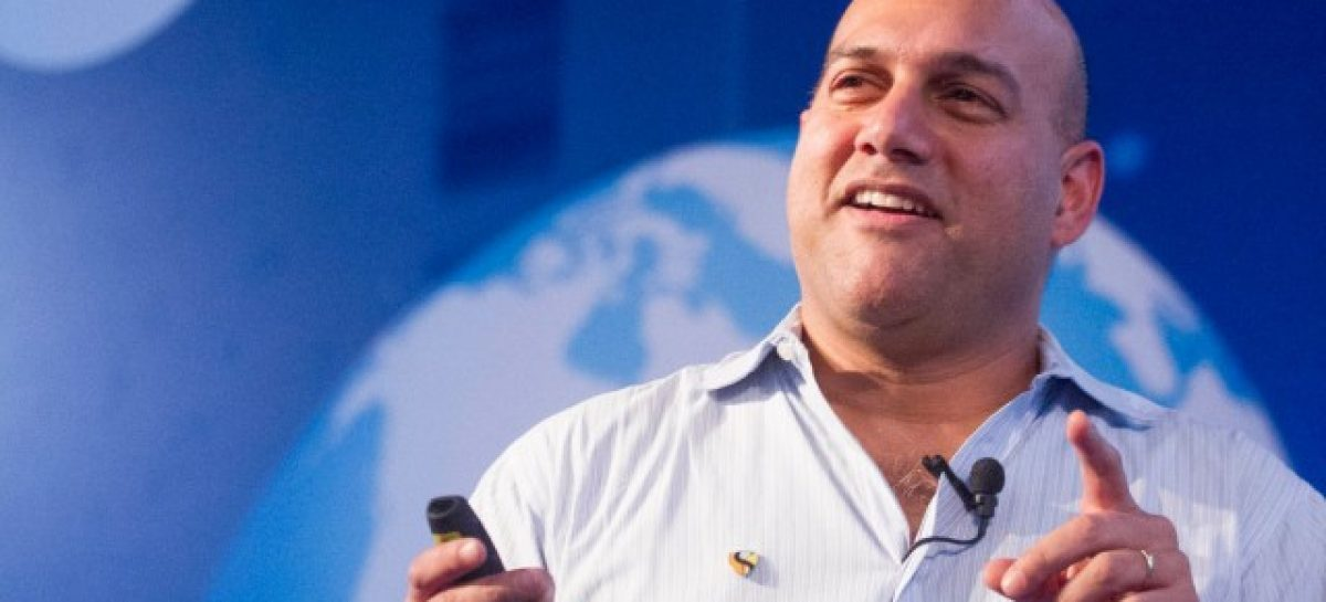 El futuro es increíblemente prometedor. Entrevista a Salim Ismail