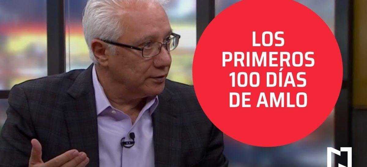 Andrés Manuel López Obrador es el presidente con mayor respaldo en la historia de México.