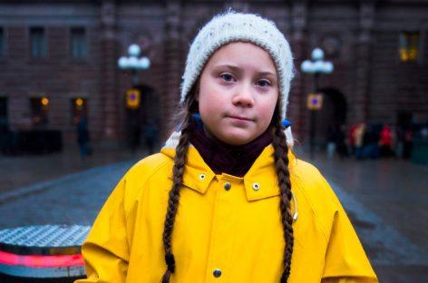 """""""Soy una niña que dice que otras personas están robando mi futuro"""". Entrevista a Greta Thunberg"""