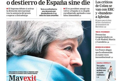 Mayexit, las alternativas posibles