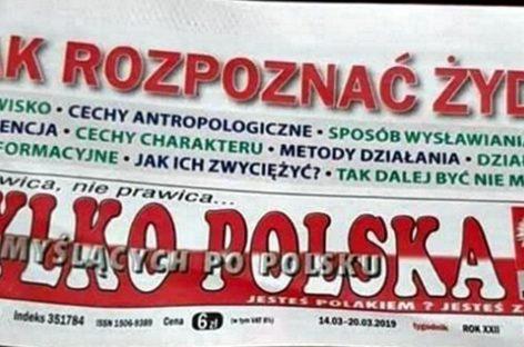 El antisemitismo latente en Polonia
