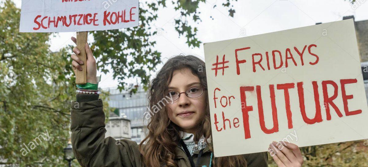 """""""Viernes por el futuro"""", estudiantes de 80 países se unirán este viernes a una huelga estudiantil para concientizar sobre el cambio climático"""