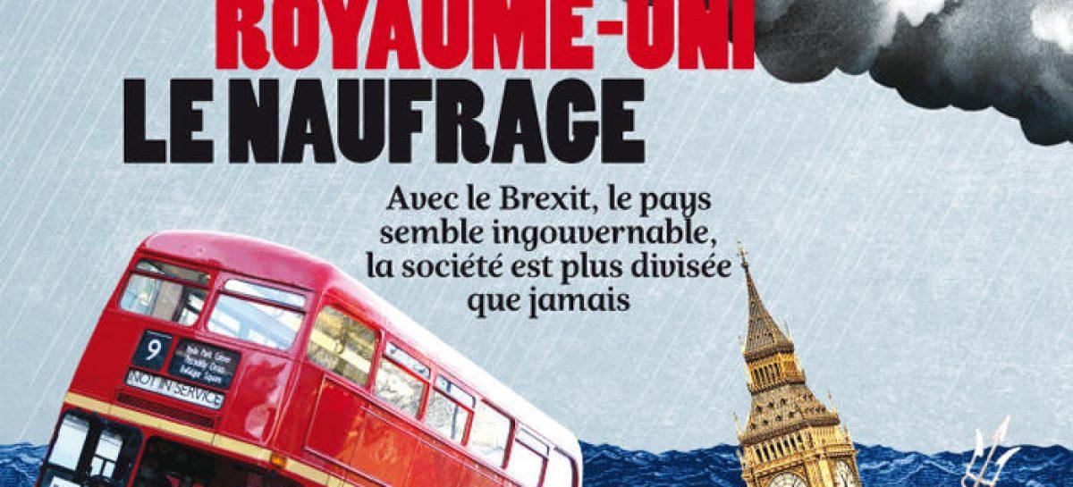 El hundimiento del Reino Unido
