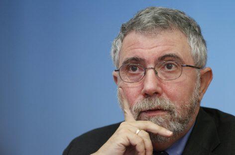 Robots, política y poder. Paul Krugman