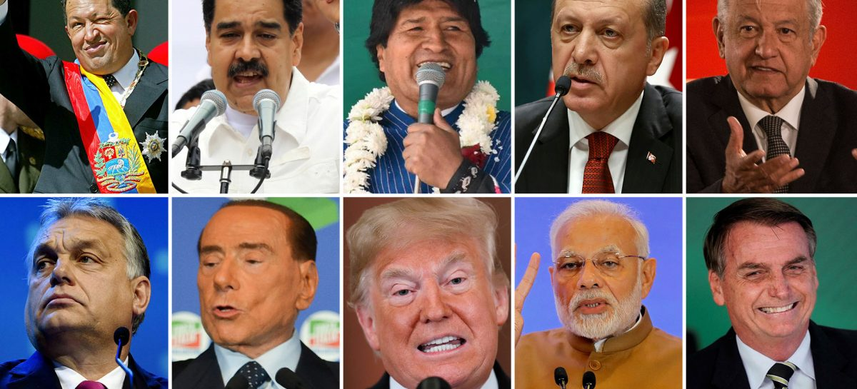 El populismo está de moda