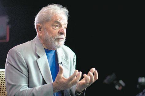 """""""Sé muy bien qué lugar me reserva la historia"""". Entrevista con Lula da Silva"""