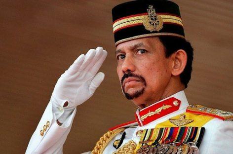 Lapidación por delitos homosexuales y adulterio en Brunei