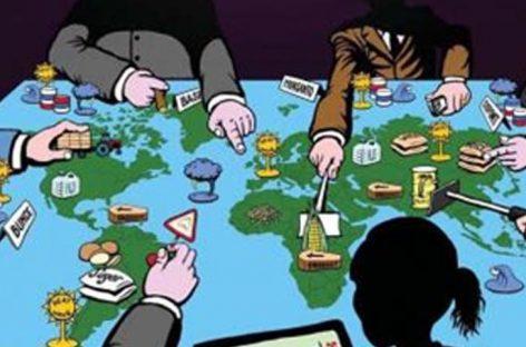 El aumento del poder corporativo