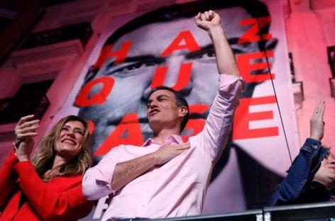 Pedro Sánchez triunfa y derrota a un frente de derechas