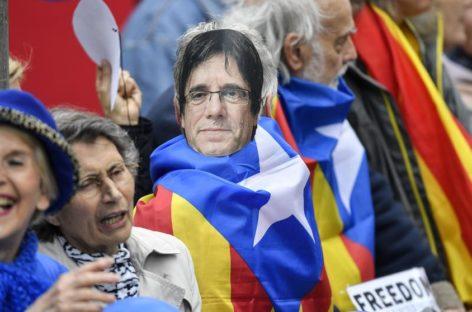 Catalunya en los medios extranjeros