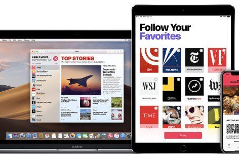 Apple quiere salvar el periodismo de calidad