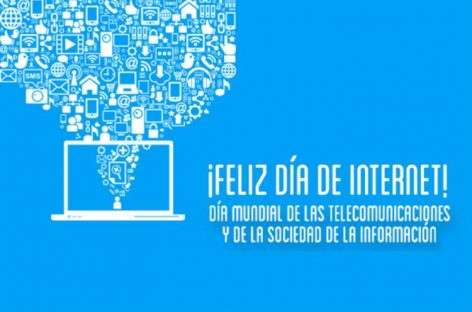 Día de Internet, tomar conciencia sobre el impacto que tiene las tecnologías
