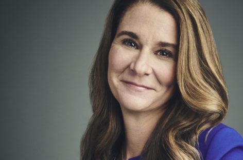 Las mujeres que pasaron de invisibles a empoderadas. Melinda Gates