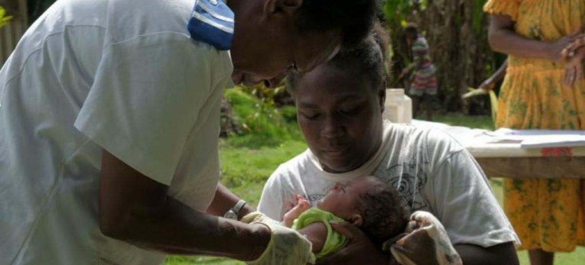 Unicef ayuda a vacunar a niños en lugares recónditos con el uso de drones