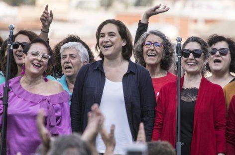 En Madrid gobernará la derecha y en Barcelona la izquierda