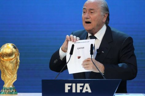 El Mundial del 2022 envuelto en corrupción
