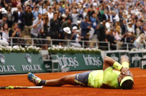 Rafa Nadal, gana su 12º Roland Garros