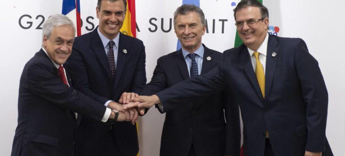 Acuerdo histórico entre Mercosur y la Unión Europea
