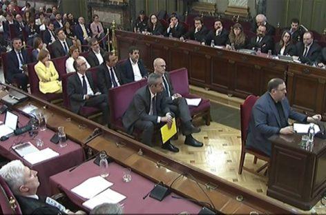 Final del juicio al 'procés' catalán