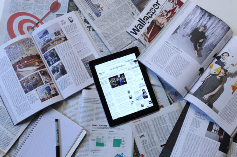 Periodismo y cinco retos de futuro