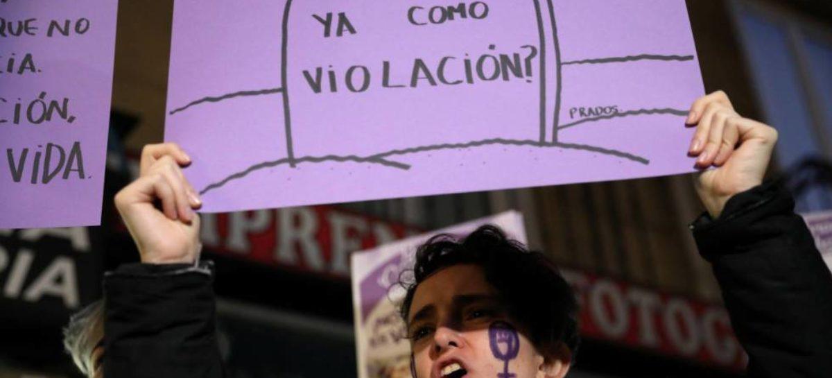 Sentencia histórica en España: fue una violación, no un abuso sexual