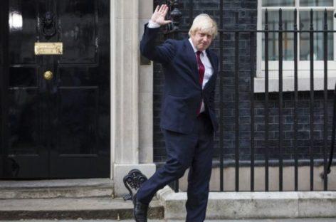 Boris Johnson, nuevo primer ministro de Reino Unido