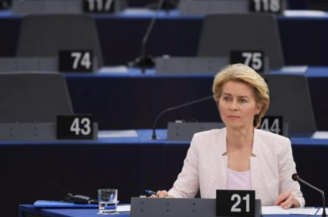 Ursula von der Leyen, primera mujer que tomará las riendas de la Comisión Europea