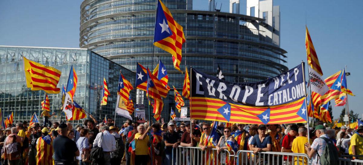 La justicia europea da un portazo al plan de Puigdemont