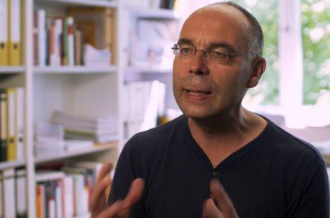 """""""Tenemos que consumir menos, producir menos"""". Stephan Lessenich"""