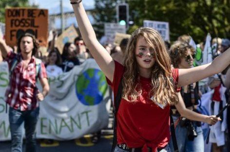 Grandes inversores quieren salvar el planeta