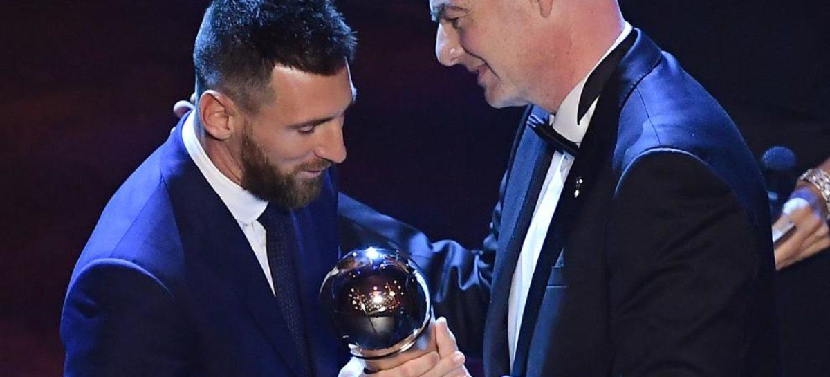 Leo Messi, The Best
