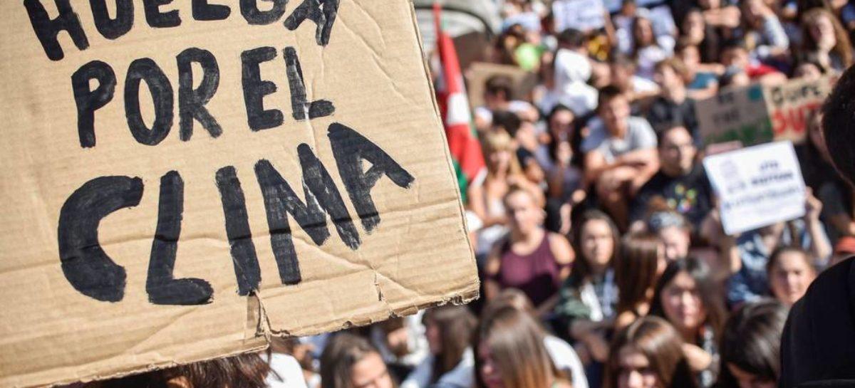 Huelga mundial por el clima: compromiso global para un planeta sostenible